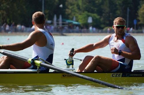 Foto World Rowing